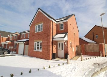 Thumbnail 3 bed detached house for sale in Wooler Drive, Stanley