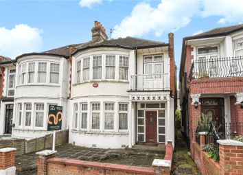Thumbnail 4 bed semi-detached house for sale in Bourne Hill, Palmers Green, London