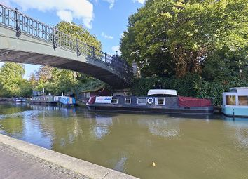 Thumbnail 1 bed houseboat for sale in Cumberland Basin, Regents Park