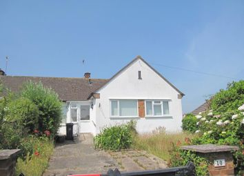 Thumbnail 2 bedroom bungalow to rent in Paganel Close, Minehead