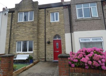 Thumbnail 4 bed terraced house for sale in Collywell Bay Road, Seaton Sluice, Tyne & Wear