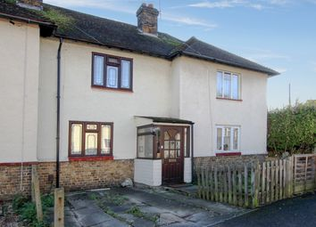 Thumbnail 2 bed terraced house for sale in Ridge Way, Crayford, Kent