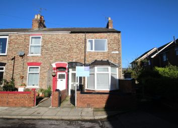 Thumbnail 3 bed terraced house for sale in Hilda Street, York