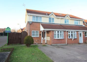 Thumbnail 3 bedroom semi-detached house for sale in Nidderdale, Carlton Colville, Lowestoft