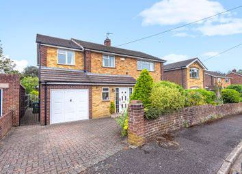 Thumbnail 4 bed detached house for sale in Gardner Road, Fareham