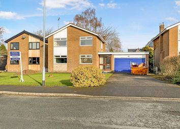 Thumbnail 4 bed detached house for sale in Downesway, Alderley Edge