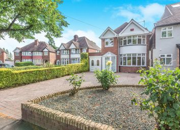 Thumbnail 3 bedroom detached house for sale in Romilly Avenue, Handsworth Wood, Birmingham