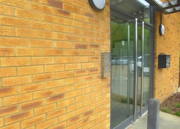 Thumbnail 1 bed flat to rent in Milburn Avenue, Oldbrook, Milton Keynes