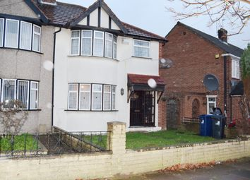 Thumbnail 3 bed semi-detached house for sale in Ferrymead Avenue, Greenford
