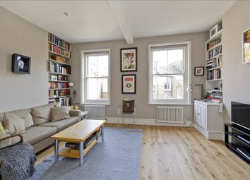 Thumbnail 3 bed flat for sale in Stanlake Road, London