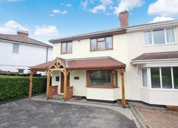 Thumbnail 3 bed semi-detached house to rent in Linthurst Newtown, Blackwell, Bromsgrove