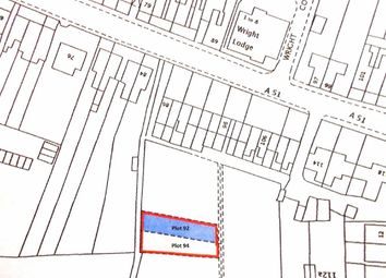Thumbnail Land for sale in London Road, Nantwich