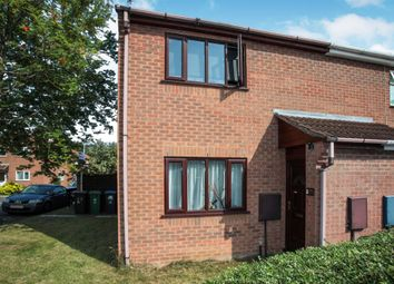 Thumbnail 2 bed end terrace house for sale in Wavere Court, Brownsover, Rugby