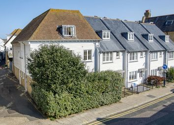 Thumbnail 3 bed semi-detached house for sale in The Slipway, Sea Wall, Whitstable