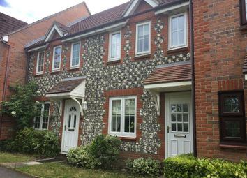 Thumbnail 2 bed terraced house for sale in Triumph Close, Chafford Hundred, Grays