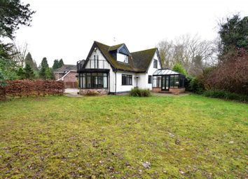 Thumbnail 4 bed detached house for sale in Bramhall Park Road, Bramhall, Stockport