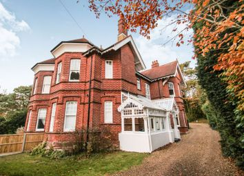 Thumbnail 3 bed property to rent in West Overcliff Drive, Westbourne, Bournemouth
