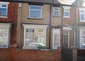 Thumbnail 2 bed terraced house to rent in Lawson Ave, Grimsby
