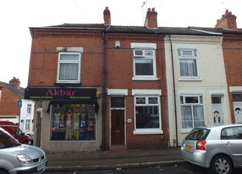 Thumbnail 3 bed terraced house for sale in Chatsworth Street, Highfields, Leicester