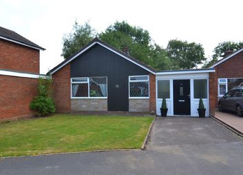 Thumbnail 2 bed detached bungalow for sale in Cedar Way, Stafford