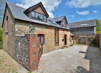 Thumbnail 4 bed detached house for sale in Halwill Junction, Beaworthy, Devon