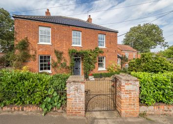 Thumbnail 6 bed detached house for sale in Station Road, Great Ryburgh, Fakenham