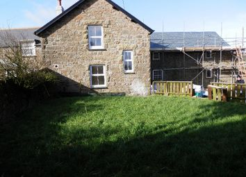 Thumbnail 2 bed cottage to rent in Lelant Downs, Hayle