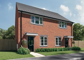 "Thumbnail 2 bed terraced house for sale in ""The Harcourt"" at Station Approach, Westbury"