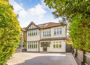 Thumbnail 5 bedroom semi-detached house for sale in Chestnut Walk, Woodford Green