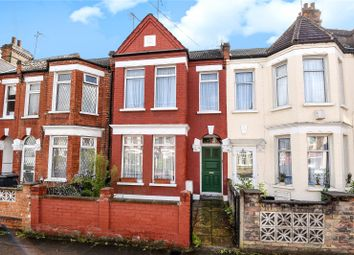 Thumbnail 3 bed terraced house for sale in Stanhope Gardens, Harringay, London