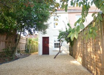Thumbnail 2 bed cottage to rent in Gordon Road, Fareham
