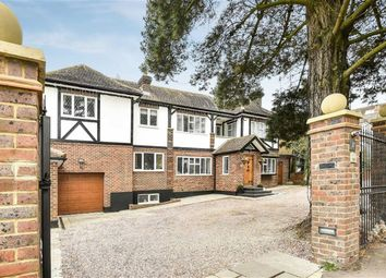 Thumbnail 6 bed detached house for sale in Hadley Road, Enfield, Middlesex