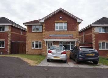 Thumbnail 5 bed detached house for sale in St. Stephens Court, Clydebank