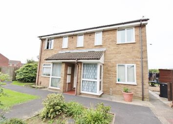Thumbnail 1 bed flat for sale in Rockall Way, Caister-On-Sea