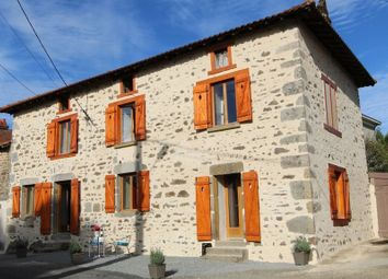 Thumbnail Town house for sale in Bujaleuf, Eymoutiers, Limoges, Haute-Vienne, Limousin, France