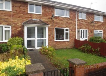 Thumbnail 3 bed property to rent in Caernavon Crescent, Llanyravon, Cwmbran