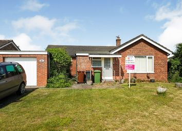 Thumbnail 2 bed detached bungalow for sale in Birch Drive, Attleborough
