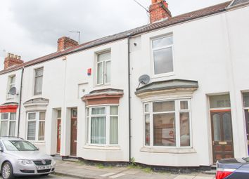 Thumbnail 2 bed terraced house to rent in Colville Street, Middlesbrough