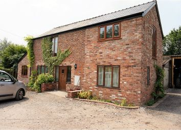 Thumbnail 5 bed detached house for sale in Warrington Road, Northwich