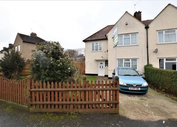 Thumbnail 3 bedroom semi-detached house for sale in Denning Avenue, Croydon
