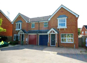 Thumbnail 3 bed semi-detached house to rent in Penpont Water, Didcot