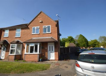 Thumbnail 3 bed semi-detached house for sale in Cannam Close, Whetstone, Leicester