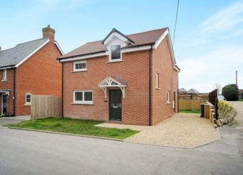 Thumbnail 2 bed detached house for sale in High Street, Ogbourne St. George, Marlborough
