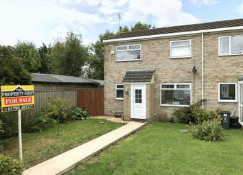 Thumbnail 2 bed end terrace house for sale in Sandgate, Stratton St Margaret, Swindon