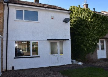 Thumbnail 2 bed terraced house to rent in Monmouth Drive, Glen Parva, Leicester