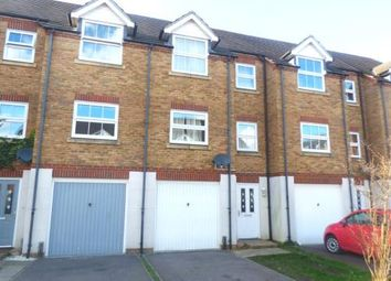Thumbnail 4 bed terraced house for sale in Lynley Close, Maidstone, Kent