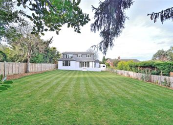 Thumbnail 4 bed detached house for sale in Findon Road, Findon Valley, Worthing, West Sussex