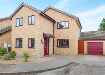Thumbnail 3 bed detached house for sale in Mountbatten Road, Bungay