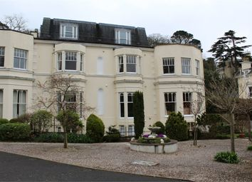 Thumbnail 2 bed flat for sale in Torwood Gardens Road, Torquay, Devon