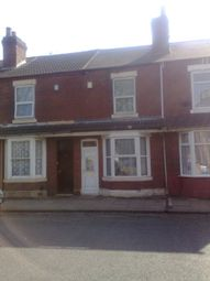 Thumbnail 2 bed terraced house to rent in 16 Chequer Road, Doncaster, South Yorkshire